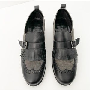 The Flexx Leather Kiltie Oxford Loafer